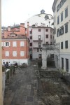 piazza Barbacan, Trieste