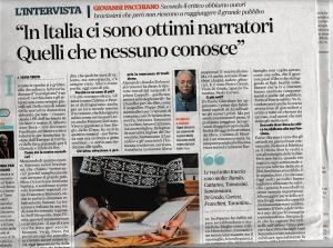 Intervista a Giovanni Pacchiano